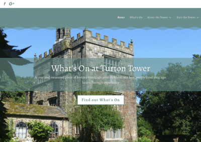 Turton Tower