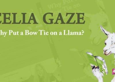 Celia Gaze Heading Image