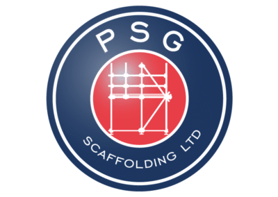 PSG Scaffold Logo