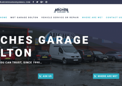 Arches Garage
