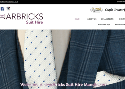 Swarbricks Suit Hire