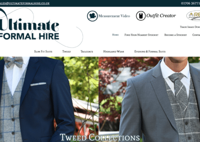 Ultimate Formal Hire