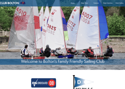 Delph Sailing Club