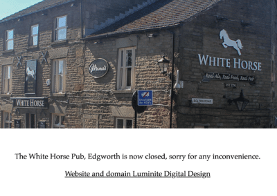 White Horse Pub