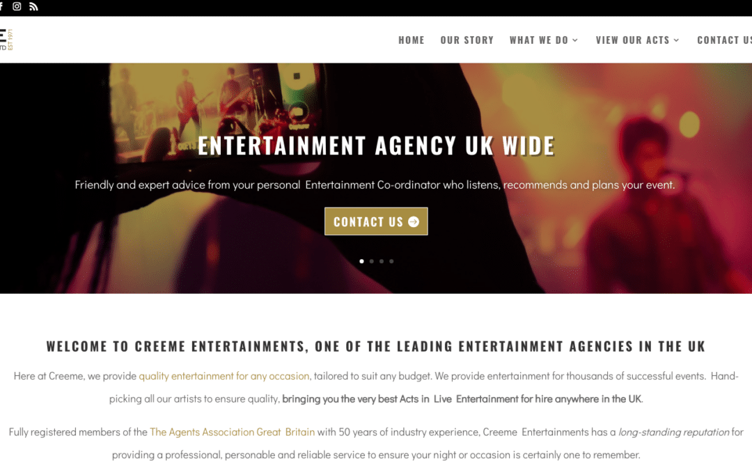 Creeme Entertainments